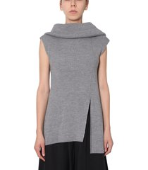 kenzo asymmetric sweater