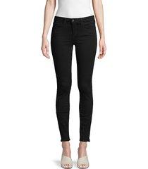 l'agence women's stretch ankle-length jeans - noir - size 27 (4)