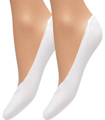 th women ballerina step 2p footies träningssockor/ankle socks vit tommy hilfiger