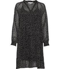 abira dr korte jurk zwart part two