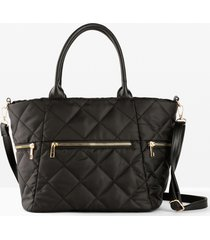 borsa a mano maite kelly (nero) - bpc bonprix collection