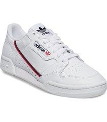 continental 80 låga sneakers vit adidas originals