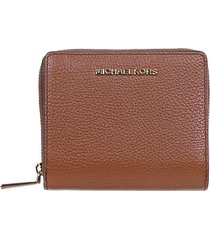 michael kors wallet with logo