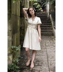 sukienka z surowego jedwabiu z szarfą