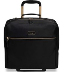 lipault business avenue rolling tote