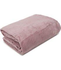 cobertor solteiro buddemeyer aspen rosa