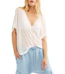 sadie short dolman-sleeve t-shirt