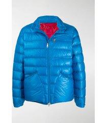 moncler genius liam logo padded jacket
