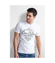 camiseta base nobre estil t- shirt masculina