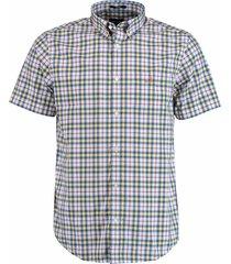 gant overhemd multi check geel rf 3023731/706