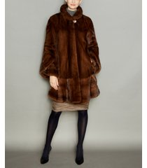 the fur vault mink fur coat