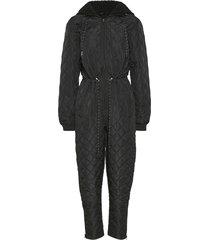asorita quilted jumpsuit