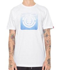 camiseta element ripples masculina