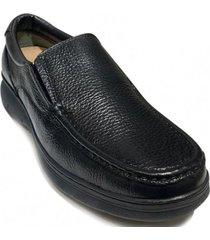 zapato ravena negro bata comfit