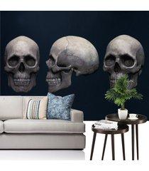 2018-hot-sale-skull-bone-wall-hanging-tapestry-wall-bedspread-beach-towel-mat-bl