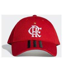 boné adidas crf bb cap vermelho