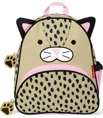 mochila infantil skip hop zoo leopardo menina