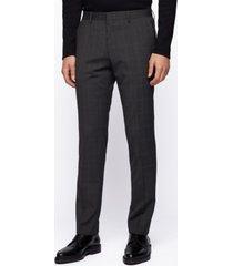 boss men's slim-fit pants