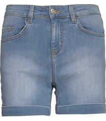 sc-andora shorts denim shorts blå soyaconcept
