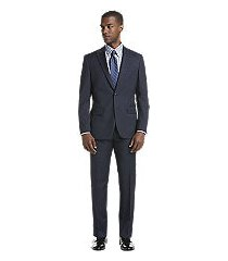 1905 collection slim fit stripe oraganica® men's suit with brrr°® comfort by jos. a. bank