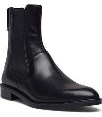 frances shoes chelsea boots svart vagabond