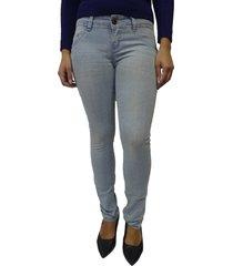 calça jeans bazz acrux destroyed azul claro