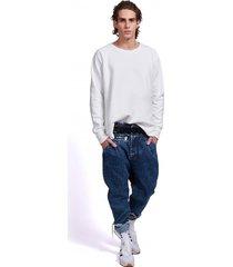 spodnie crown baggy jeans