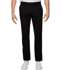 pantalon chino denton boston negro tommy hilfiger