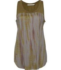 kalina t-shirts & tops sleeveless multi/patroon rabens sal r