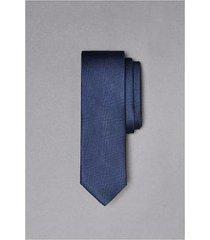 gravata jacquard seda poá oficina - masculino