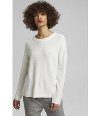 sweater texturado crudo esprit