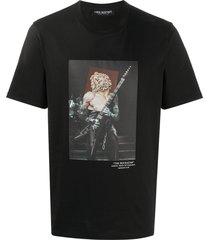 """neil barrett """"the rockstar"""" t-shirt - black"""