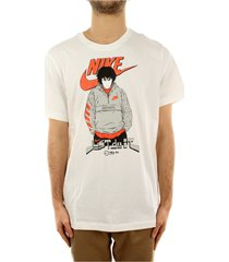 dc9101-100 short sleeve t-shirt