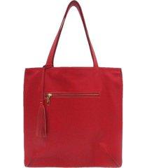 bolsa saco relicário joana vermelho