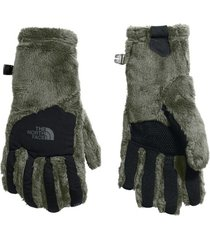guantes osito etip verde the north face