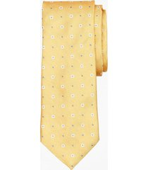 corbata panama neat amarillo brooks brothers
