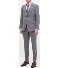 traje formal washable gris claro trial