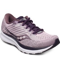ride 13 shoes sport shoes running shoes lila saucony