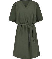 jurk emma groen