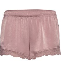 satin lace shorts shorts rosa gilly hicks