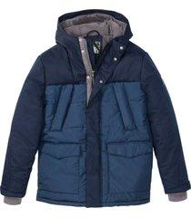 giacca outdoor con cappuccio (blu) - bpc bonprix collection