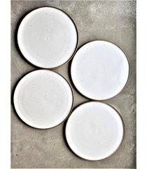 ceramiczny talerz obiadowy countryside