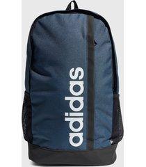 mochila linear bp azul adidas performance