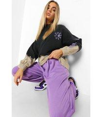 dip dye worldwide sweater, charcoal