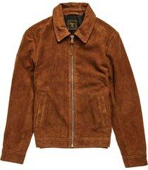 indie coach suede jacket