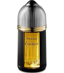 cartier men's pasha de cartier edition noire eau de toilette spray, 3.3-oz.