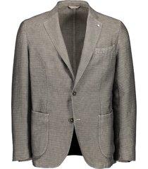l.b.m. 1911 blazer jason dark grey grijs