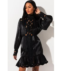 akira break me down button down mini dress