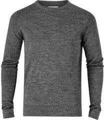 tröja merino knit o-neck