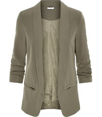 blazer 3/4 sleeved